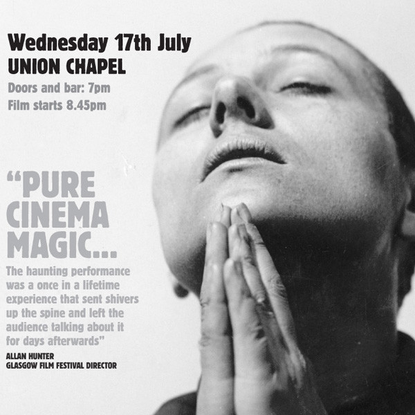 Union Chapel Poster