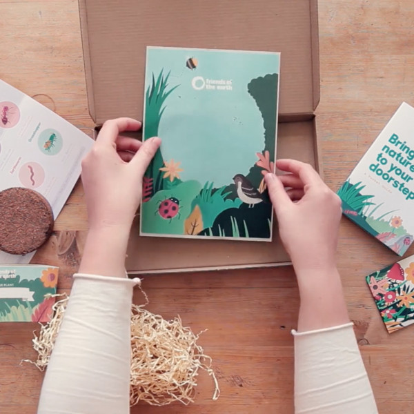 Planting your Nature Kit – explainer video